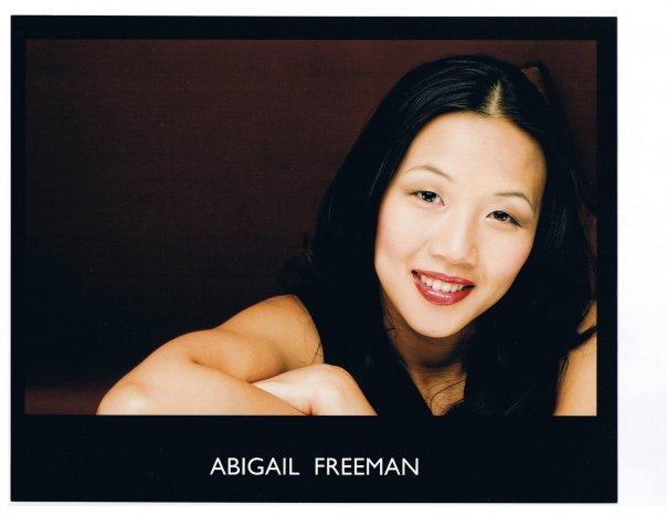 Abigail Freeman