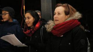 MFYC artistic director Katherine Dickey